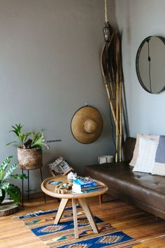 Bohemian Living Room   designlovefest