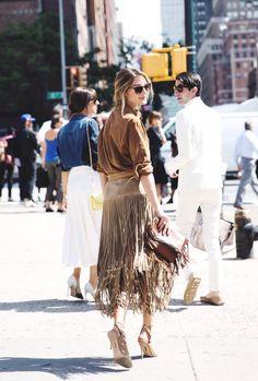 Уличная мода (трафик) / Street Style / ВТОРАЯ УЛИЦА