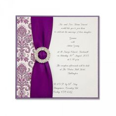 How To Make Your Own Wedding Invitations In Easy Way But Awesome ...