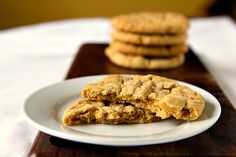 Chunky Peanut Butter Cookies Recipe on Yummly