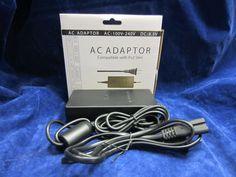 Old Skool AC Power Adapter for Slim Playstation 2 PS2 Slim #OldSkool