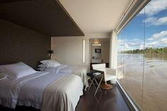 Aria Boat Hotel, Peruvian Amazon River