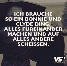 "#VisualStatements #VS"" #bonnie #clyde #love"