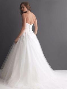 vestido de noiva usado marca allure bridals em bh