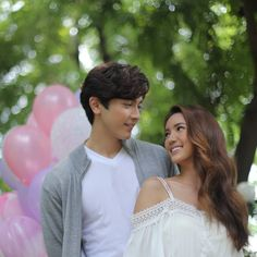 Image may contain 2 people people sitting trabab see chompo in Drama Tv Shows, Cute Love Couple, Types Of Earrings, Korean Wedding, Face Images, Fashion Couple, Women's Fashion, Korean Couple, Ulzzang Couple