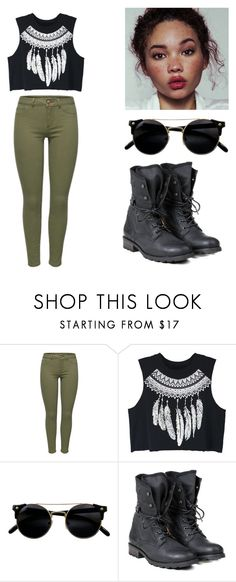 """Untitled #924"" by qveenkyndall16 ❤ liked on Polyvore featuring WithChic and PLDM by Palladium"