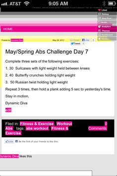 Abs day 7