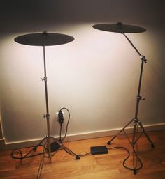 Cymbals Lamps