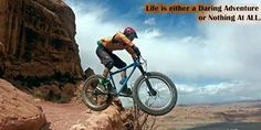 Be energetic. Own a fatbike at www.marlinbikes.com