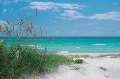 Okaloosa Island, Florida - one of our favorite vacation spots. Fort Walton Beach Florida, Destin Florida, Florida Vacation, Vacation Places, Florida Beaches, Dream Vacations, Vacation Spots, Sandy Beaches, Florida Coastline