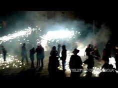Correfoc de la Festa Major de Riba-roja d'Ebre 2011 - YouTube