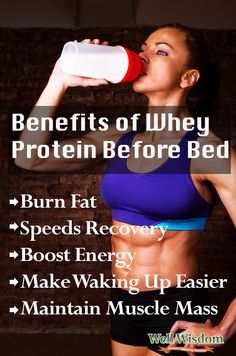 Whey Protein Before Bed – Is It a Good Idea? Do you know when to drink protein shakes. What about using whey protein as a pre-bedtime supplement? Is whey protein before bed a good idea? Health Tips, Health And Wellness, Health Fitness, Workout Fitness, Health Benefits, Health Foods, Fitness Tips, Weight Loss Before, Weight Loss Tips