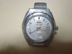 Orient CRYSTAL 5BAR Watch Antique