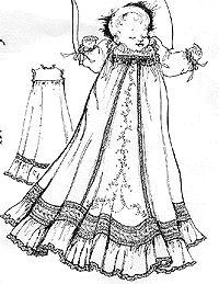 shs0003.gif (18302 bytes)Christening gown