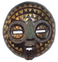African Masks & Statues | NickJuliano