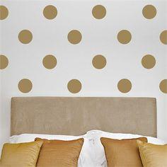 Polka Dots Wall Decal Set