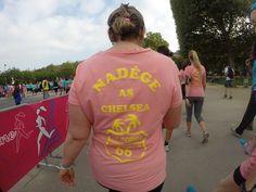 #boostbirhakeim La parisienne 2014 - Adidas Boost Battle run team Boost Bir-Hakeim
