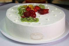 Resultado de imagen para pasteles de frutas