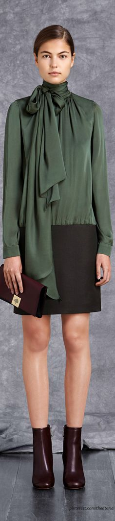 Mulberry ● Pre-Fall 2014 | The House of Beccaria