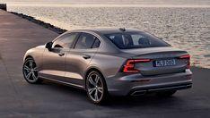 Новый спортседан Volvo S60 порадует россиян в2019 году — ДРАЙВ