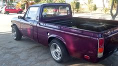 Chevy Luv 77