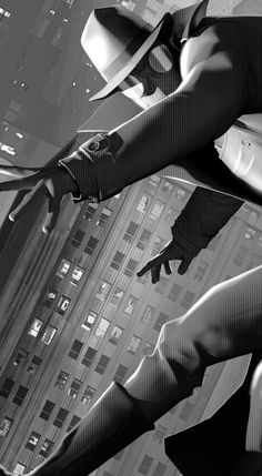 Rick and Morty Spiderman Noir, Spiderman Spider, Spider Gwen, Amazing Spiderman, Spiderman Costume, Marvel Comics, Marvel Heroes, Marvel Dc, Noragami