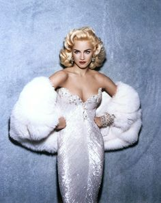 Madonna for Vanity Fair by Steven Meisel, 1991