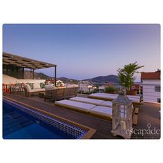 """4 Likes, 1 Comments - Escapade Holidays (@escapadeholidays) on Instagram: """"#Holiday #Kalkan #Holiday2018 #EscapadeHolidays Enjoy rooftop magic at Tiki Apartment for details…"""""""