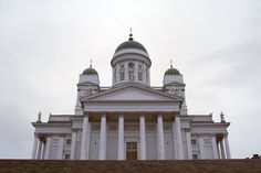 Tuomiokirkko / Helsinki Lutheran Cathedral / Finland