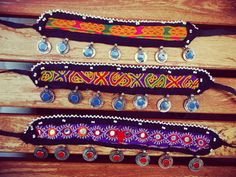 Afghan Fabric Belts,anklets,bracelets- Fabric Decorative belts- Bohemian jewelry- Tribal jewelry- Gypsy jewelry- Jeans accessories- Summer