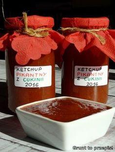 Czyżby lepszy niż tradycyjny ketchup z pomidorów? :)