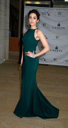 Emmy Rossum – @VanityFair International Best Dressed List 2014 — http://www.vanityfair.com/style/the-international-best-dressed-list/2014/17