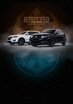 2017 Nissan Rogue: Rogue One Star Wars Limited Edition | Nissan USA