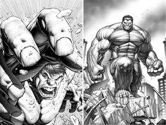 hulk drawing - Google Search