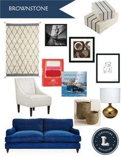 Sophisticated Brownstone • Lakeshore Magazine