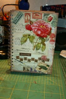 Scrapping with Thamar: Smash book/Junk Journal ~ looking forward to watching this video.