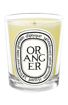 diptyque 'Oranger' Candle available at #Nordstrom