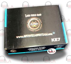 Sourcing-LA: JC POWER KE7 CAR AUDIO 7-BAND GRAPHIC SOUND EQUALI...