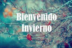 Imágenes de feliz y bienvenido invierno para Pinterest