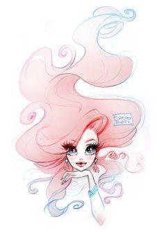 Ariel by darkodordevic.deviantart.com on @deviantART