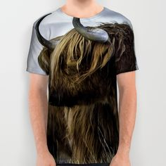 Highlander 3 All Over Print Shirt by Mixed Imagery | Society6