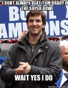 Yes he does!!  bwahahahahahahahahaah
