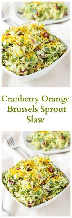 Cranberry Orange Bru