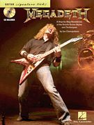 Megadeth - Signature Licks (Softcover with CD)