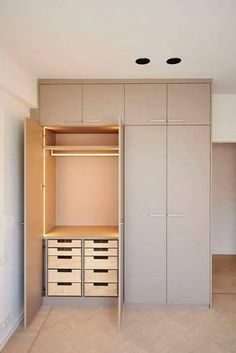 Trendy Bedroom Wardrobe Decor Built Ins Ideas