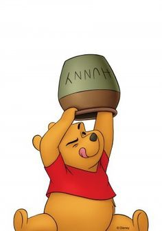 Winnie-the-Pooh, sometimes called Pooh Bear and was once known as Edward Bear, and was fictionally created by A. The Character of Winnie-The-Pooh. Disney Winnie The Pooh, Winne The Pooh, Winnie The Pooh Quotes, Winnie The Pooh Friends, Winnie The Pooh Drawing, Winnie The Pooh Pictures, Winnie The Pooh Honey, Walt Disney, Cute Disney