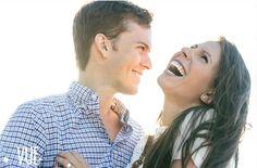 happy engagement photo   Vue Photography