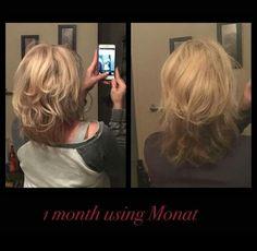 #monat #haircare #hairgrowth #allnatural www.brooklynferguson.mymonat.com