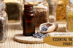 How to Put Together an Essential Oil Toolkit | The Prairie Homestead
