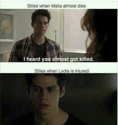 Find images and videos about teen wolf and stydia on We Heart It - the app to get lost in what you love. Teen Wolf Stydia, Teen Wolf Dylan, Teen Wolf Cast, Dylan O'brien, Teen Wolf Quotes, Teen Wolf Funny, Teen Wolf Memes, Tv Quotes, Teen Wolf Ships